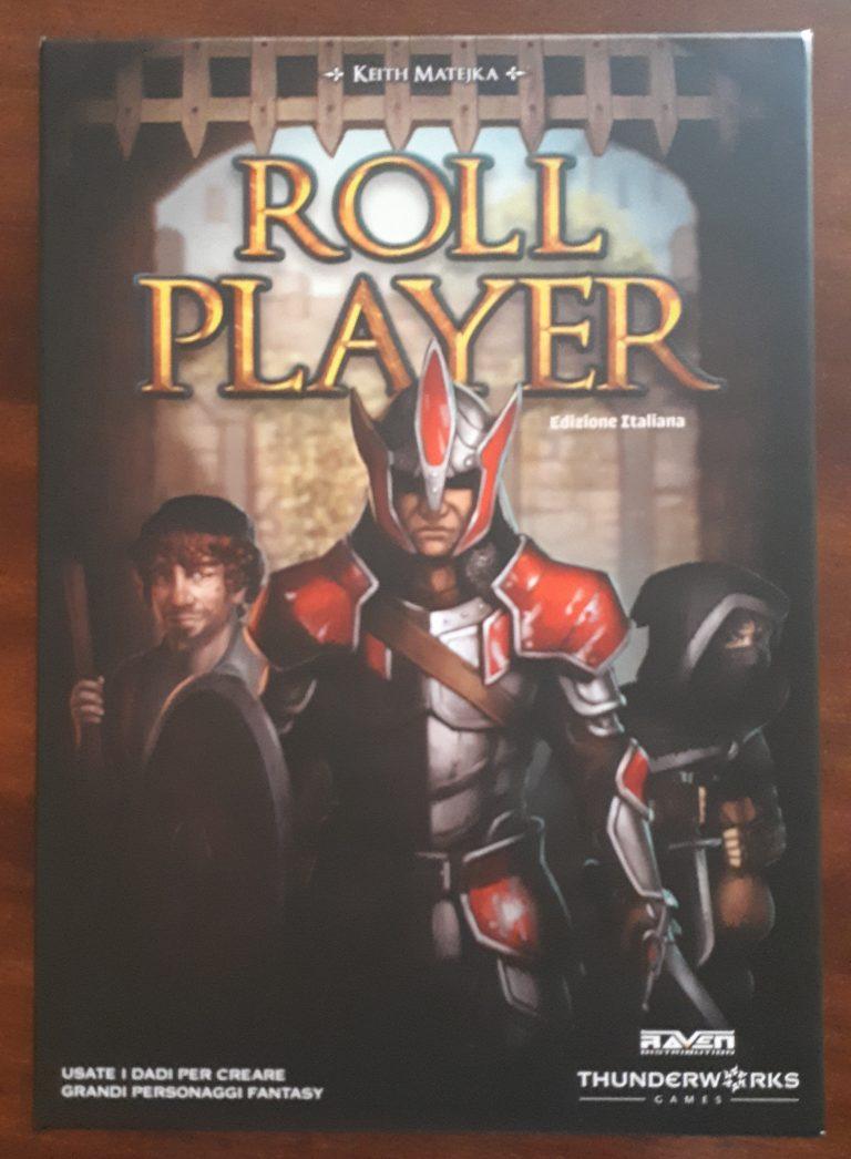 Roll Player: Crea il tuo eroe