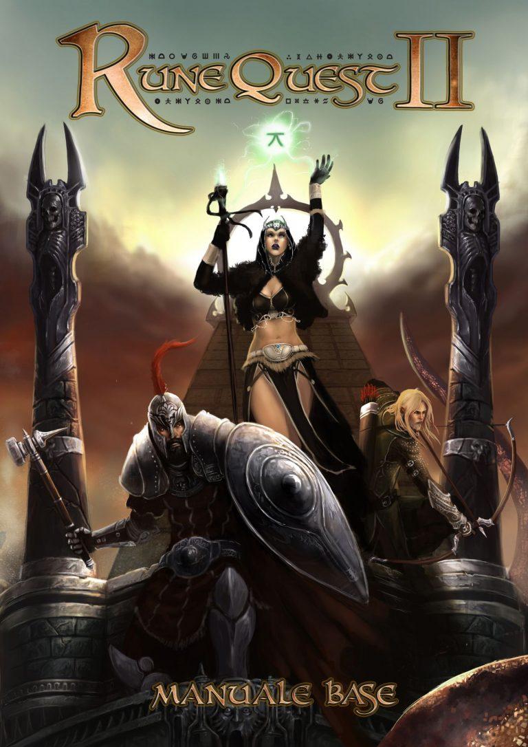 Runequest 2: rune, draghi e dadi