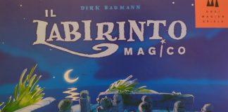 il labirinto magico: scatola