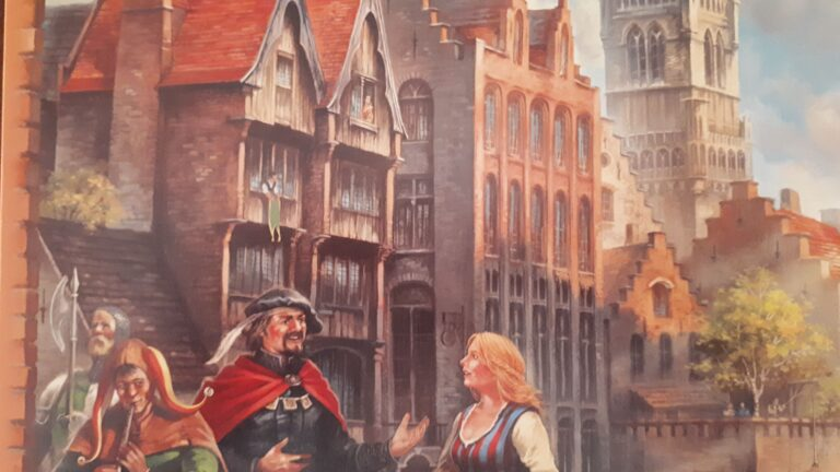 Mille buoni motivi per rispolverare…Bruges