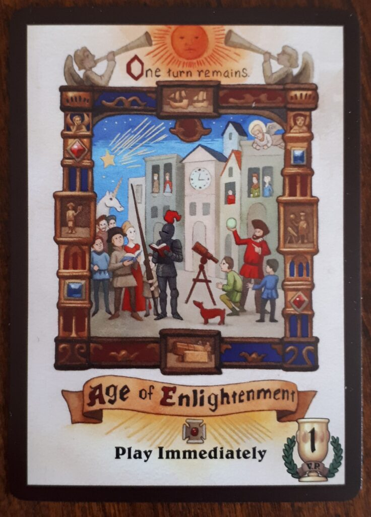 Era of Kingdoms carta Age of Enlightenment