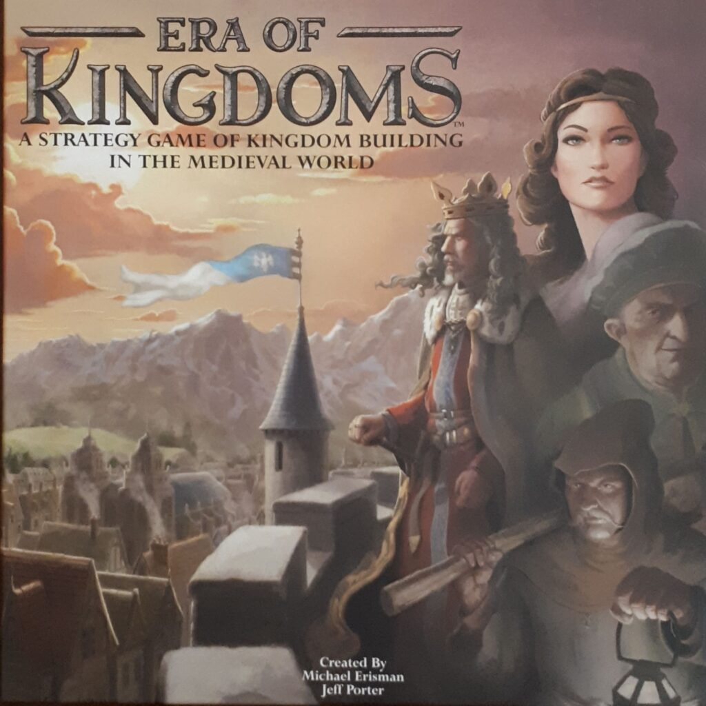 Era of Kingdoms Scatola