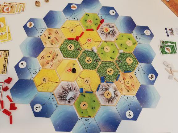 I coloni di Catan: l'isola