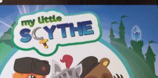 scatola edizione italiana my little scythe