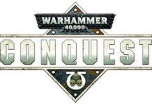 logo warhammer 40.000 conquest