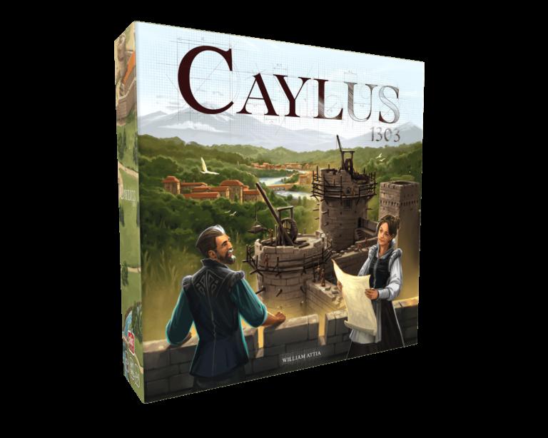Anteprima Caylus 1303: il Re si appresta a tornare