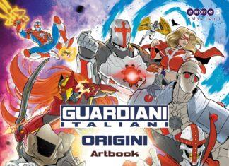 la cover dell'artbook