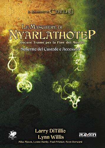 Le maschere di Nyarlathotep
