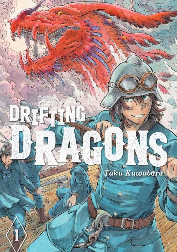 drifting dragons 1 copertina fumetti ottobre