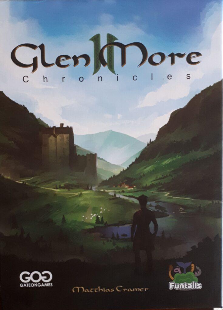 Glen More II Chronicles Scatola