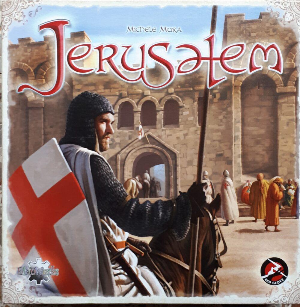 Jerusalem Scatola