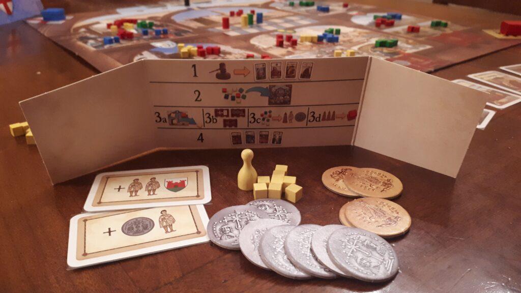 Jerusalem componentistica giocatore