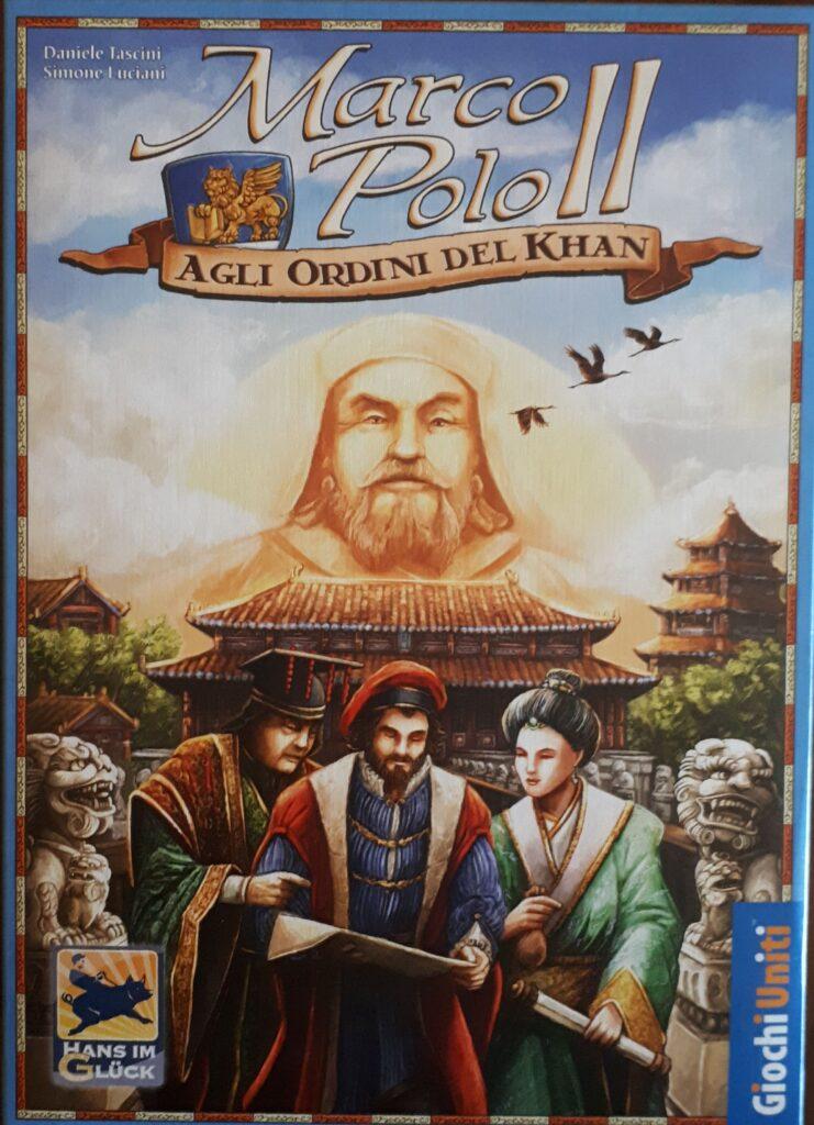 Marco Polo 2 Scatola