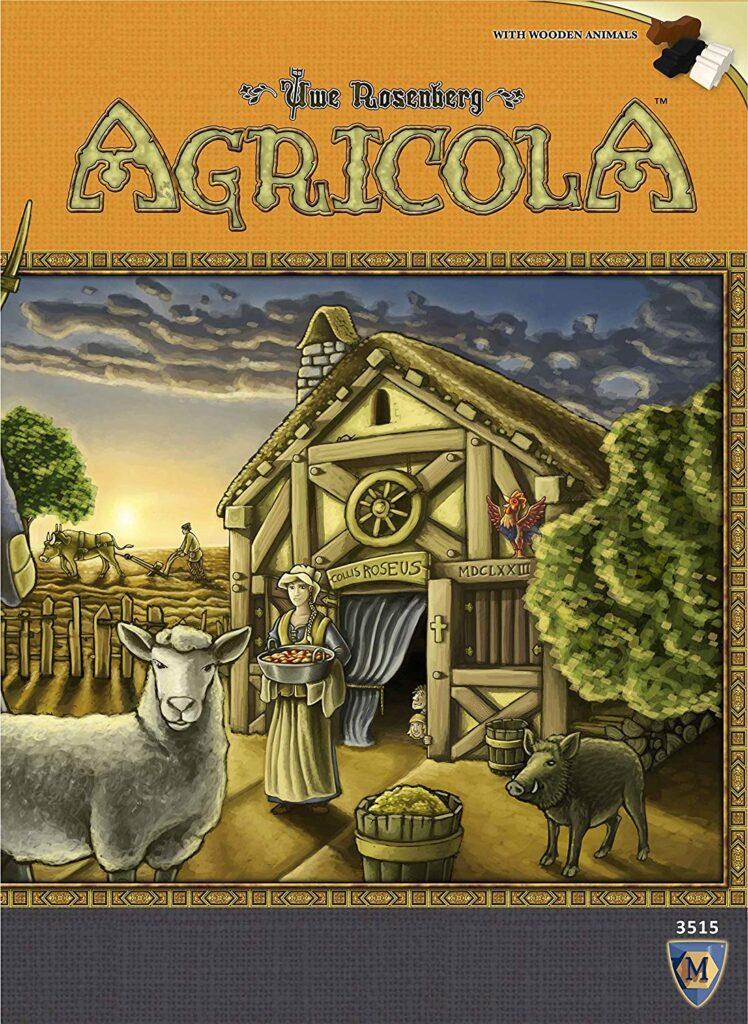 Coronavirus: Agricola