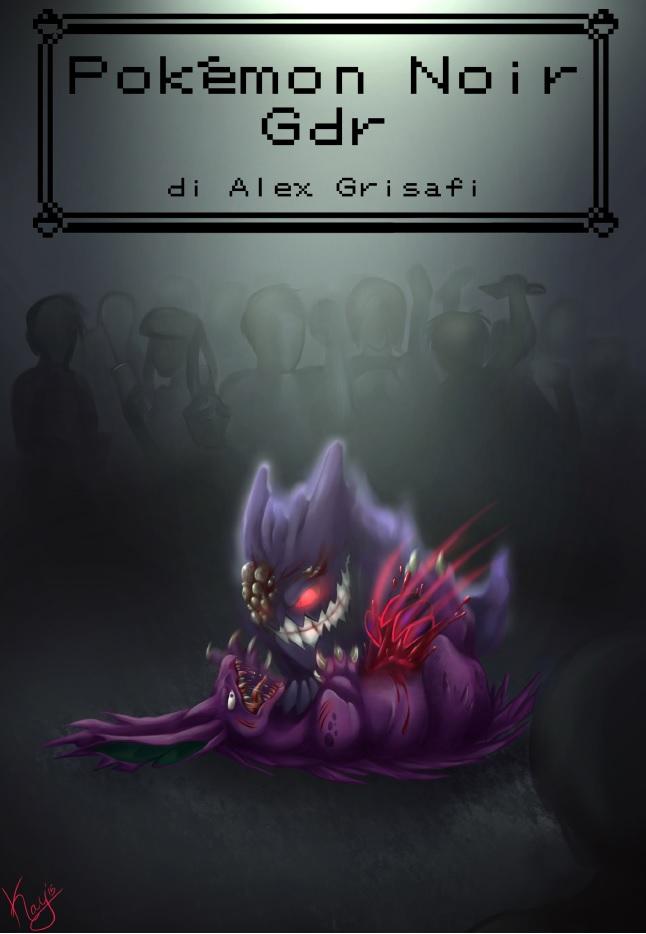 Pokemon Noir: GdR dark