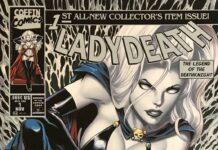 Personaggi dal passato...Lady Death