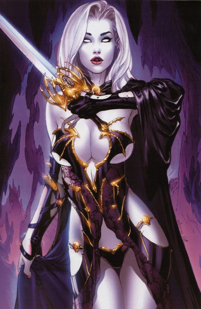 "Lady Death, ""hope"" quando era in vita"